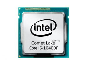 پردازنده اینتل Core i5-10400F Box
