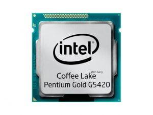 پردازنده اینتل Pentium Gold G 5420 Tray