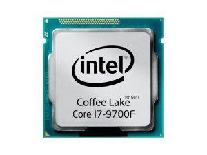پردازنده اینتل Core i7-9700F Tray